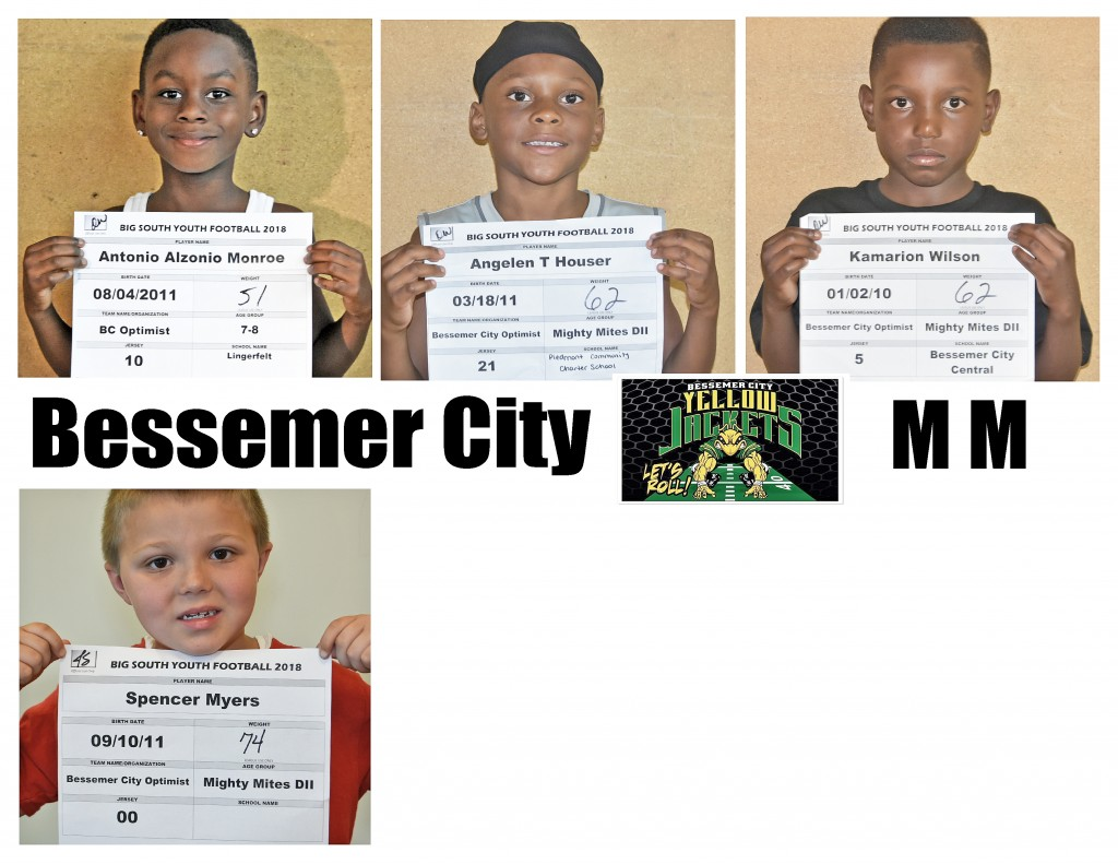 Bessemer City MM Roster page 4 replace