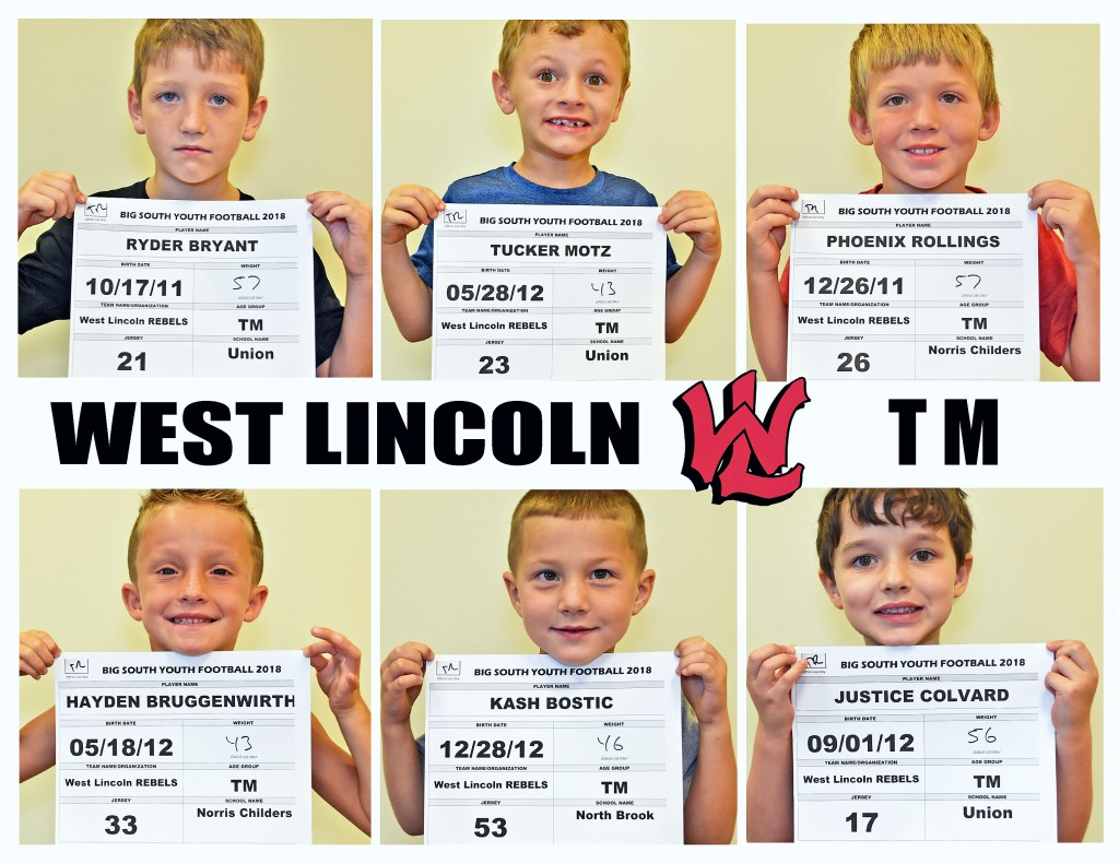 West Lincoln Rebels TM Roster page 2 copy
